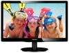 "Монитор TFT 24"" Philips 246V5LSB/00(01) {LED,1920x1080, 250, 20M:1, 5ms, 170h/160v, DVI} Черн"