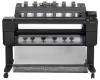 "Плоттер HP Designjet T1500 ePrinter (36"")(914мм) (6colors,2400х1200dpi,320Gb,2рул.,USB/LAN) (CR356A)"