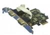 Контроллер COM (2port) + LPT MS9901 bulk PCI-Express
