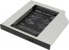 Адаптер подключения HDD 2.5'' в отсек привода ноутбука, SATA/mSATA Espada SS12  12.7 mm to hdd
