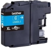 Картридж LC525XLC (Brother DCP-J100/DCP-J105/MFC-J200) (1300стр) голубой (о)
