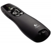 Лазерный пульт д/презентаций б/проводной Logitech Professional Presenter R400(910-001355/1356/1357)