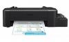 Принтер Epson Inkjet L120 (A4, 8,5/4,5ppm, 720x720dpi, USB 2.0) (C11CD76302) с ориг. СНПЧ