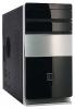 Корпус mATX  Foxconn TLM-725 (400W, Black-silver)