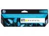 Картридж CN624AE  (HP Officejet Pro X476/X576/X451/X551)  желтый, (о) № №971 (2500 стр.)