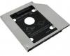 Адаптер подключения HDD 2.5'' в отсек привода ноутбука, SATA/mSATA Espada SS95  9.5 mm to hdd
