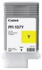 Картридж Canon PFI-107Y (Canon iPF680/685/780/785) (130 мл)   Yellow  6708B001