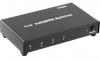 Разветвитель сигнала HDMI VCOM VDS8044D Spliitter 1=>4 3D Full-HD 1.4v
