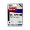 Картридж CLI-451BK XL (Canon Pixma IP7240/Pixma MG6340/MG5440) чер, (MYINK)