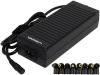Блок питания универсальный для ноутбуков Ippon E120 (120W 15V-19.5V, от розетки)