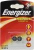 Батарейка LR44/A76 Energizer AG13 (2шт. в упаковке)