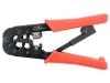 Клещи для крепления разьемов на кабель RJ-45/RJ-12/RJ-11 (T-568R) Gembird/Cable Expert