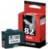 Картридж №82 18L0032E (Lexmark Z55/65/65n) (600стр) чер, (о)