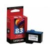Картридж №83 18L0042 (Lexmark Z55/65/65n) (450стр) цвет, (о)