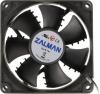 Вентилятор системного блока 80x80x25 Zalman ZM-F1 PLUS (SF) / ZE-8025ASH RTL