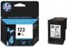 Картридж №123 (HP DJ 2130) (120 стр) черный  (о) F6V17AE