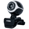 Вебкамера SVEN IC-300 black-silver