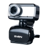 Вебкамера SVEN IC-320 black-silver