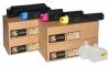 Тонер-картридж TK-590Y (FS-C2026MFP/FS-C2126MFP/FS-C5250DN) (5К) чип (БУЛАТ s-Line) желтый