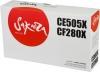 Картридж CE505X/CF280X (HP LJ P2055D/2055DN/CANON LBP-6300/MF5850) (6500стр) (SAKURA)