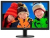 "Монитор TFT 23,6"" Philips 243V5QHSBA(00/01) {LED,1920x1080, 250, 10M:1, 5ms,178h/178v, VGA,DVI,HDMI}"