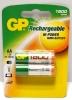 Аккумулятор AA GP 1800мАч 180AAHC (2шт. в уп-ке)