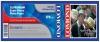 Бумага для плоттеров 610мм x 30м x 50,8мм, 200 г/м2, cуперглянцевая, (1201021) Lomond