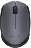 Мышь радио (USB) Logitech M170 Black-Grey (910-004642)