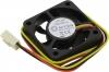 Вентилятор видеокарты 40x40x10 5bites F4010S-3 (5500RPM, 22dBa, 3 pin)