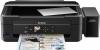 МФУ Epson L486 (A4, p/c/s, 33ppm, 5760x1440dpi, iPrint, Wi-Fi Direct, USB2.0) (C11CF45403) с СНПЧ