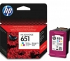 Картридж №651 (HP DJ Ink Advantage 5575 / 5645) цветной (о) C2P11AE
