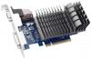 Видеокарта 2048Mb PCI-E GeForce GT710 Asus (GDDR3, 64bit, DVI, VGA, HDMI) (GT710-2-SL)