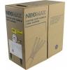 Сетевой кабель  UTP 2P 5e Neomax [NM10000] (бухта 500 м.) медь