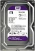 Жесткий диск SATA 1 Tb WD WD10PURZ Purple {Serial ATA II, 5400 rpm, 64Mb buffer}