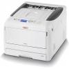 Принтер OKI C823DN (A3, 23/13 стр/мин, 1200 x 600dpi, 256mb, до 256 г/м2, Duplex, LAN, USB)