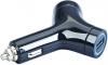 Зарядное устройство автомобильное USB Gembird  12V-5V 2-USB 2A, черный [MP3A-UC-CAR5]