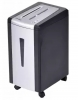 Уничтожитель бумаги Jinpex JP-880C (3,8х50мм, 10лст, 23л, уничтожает кредит. карты, CD/DVD,скобы)