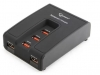 Зарядное устройство USB Gembird MP3A-PC-02 220V-5V USB 5 портов, 5A суммарно