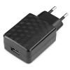 Зарядное устройство USB Gembird MP3A-PC-04 100/220V - 5V USB 1 порт, 1A, черный