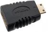 Переходник HDMI  mini HDMI вилка -> HDMI A розетка (A7001) PERFEO