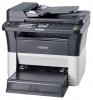 МФУ Kyocera FS-1125MFP + TK-1120 (A4, p/c/s/f, 25ppm, 600dpi, 64MB,ADF40,Duplex, LAN, USB) (до 20К)