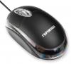 Мышь оптич. (USB) Гарнизон GM-100 черная Кабель 1,15 м, маленькая