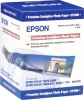 Бумага для стр. принтеров в рулоне (100мм x 10м, 251г/м2, полуглянц.) C13S041330 Epson