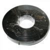 Телефонный кабель 100м Gembird (4-х жильный,  плоский) черный (TC1000S/bl-100m)