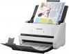 Сканер Epson WorkForce DS-530 (A4, 35 стр/мин,CIS,600x600dpi,48 bit, DADF50, USB) до 4К л/день