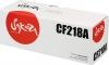 Тонер-картридж CF218A  (HP LJ Pro M104/M132) (1400стр) с чипом  (Sakura)