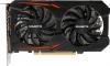 Видеокарта 2048Mb PCI-E GeForce GTX1050 Gigabyte (128bit, GDDR5,DVI,HDMI,DPI) GV-N1050OC-2GD