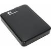 """Внешний жесткий диск 2.5"""" 2 Tb WD Elements Portable (WDBU6Y0020BBK-WESN), USB 3.0, черный"""