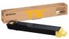 Тонер-картридж TK-8115Y (ECOSYS M8124cidn/ M8130cidn) (6000стр) желтый (о)