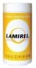 Салфетки чистящие влажные универсальные (100шт, Lamirel, LA-51440, туба)
